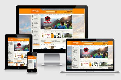 Responsive Webseiten passen sich flexibel allen Geräten an