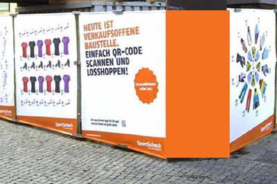 QR-Code: Preiswert für Händler, praktisch für mobile Kunden
